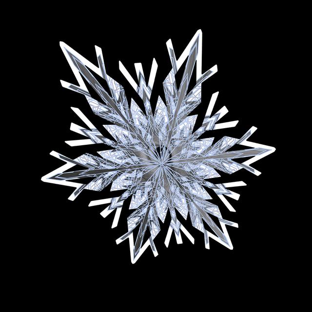 , 'Eyeflake #2,' 2016, Paci contemporary