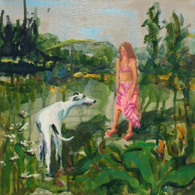 , 'Fern with Tessa - Fergus,' 2018, parts gallery