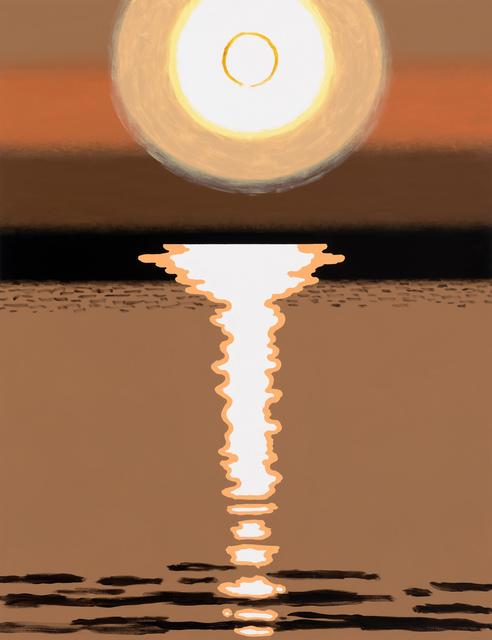 Nobuyuki Takahashi, 'Sunset', 2020, Painting, Acrylic on canvas, Rena Bransten Gallery
