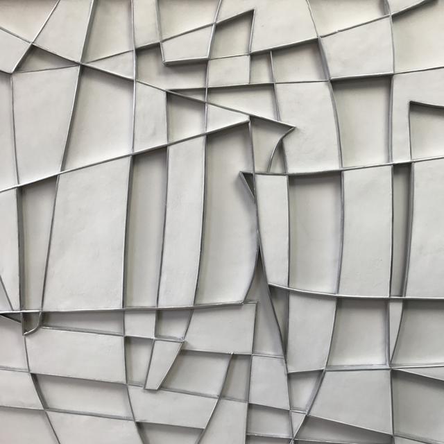, 'Wall sculpture,' ca. 1950, Magen H Gallery