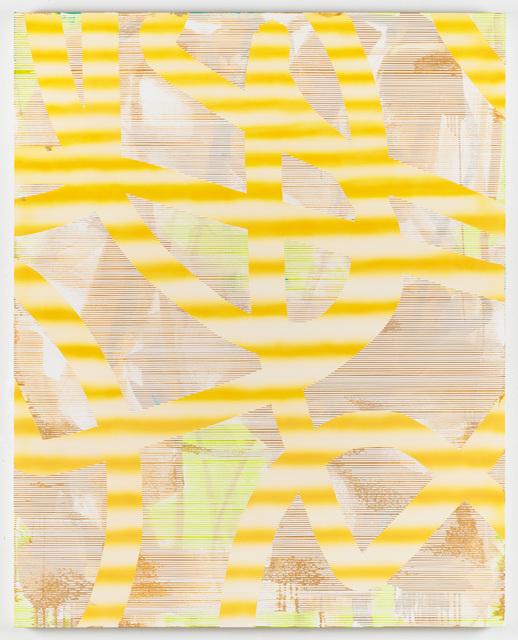, 'MLEADERSTYLE,' 2018, K. Imperial Fine Art