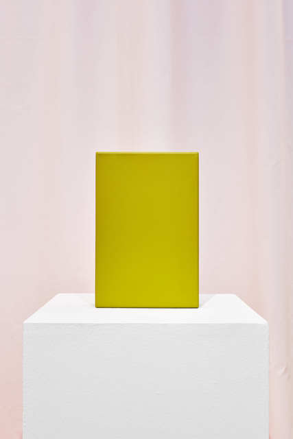 , 'Yellow Sandwich,' 2014, VILTIN Gallery
