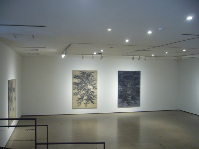 , '(left) Honey and Dust, (right) Shadow of Dust,' 2009, Gallery Hyundai