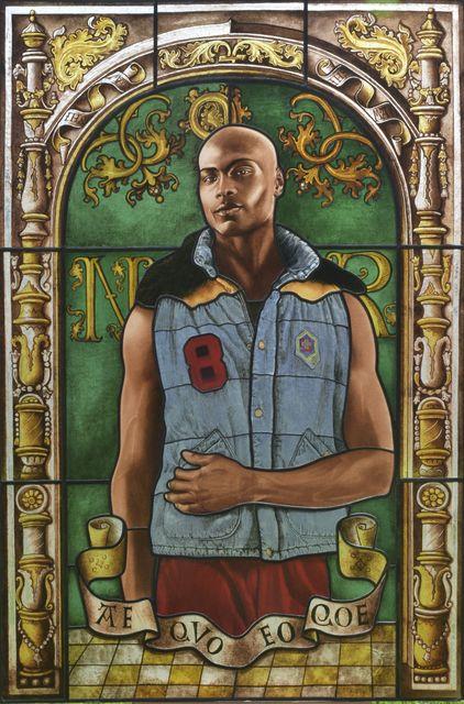 , 'Arms of Nicolaas Ruterius, Bishop of Arras,' 2014, Seattle Art Museum