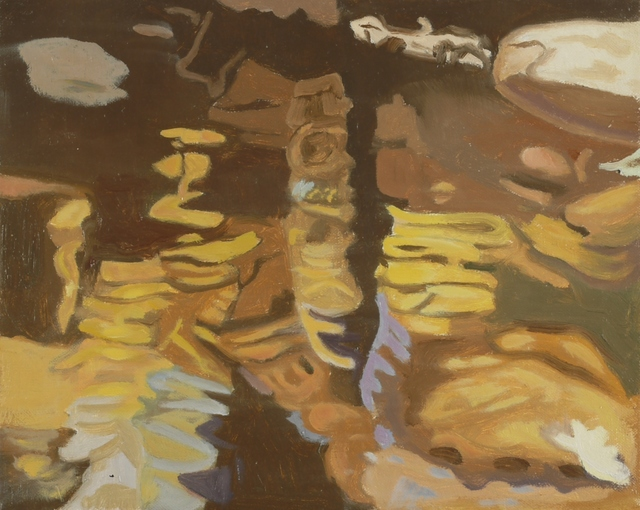 Ralph Wickiser, 'Stream Reflections', 1993, Private Collection, NY