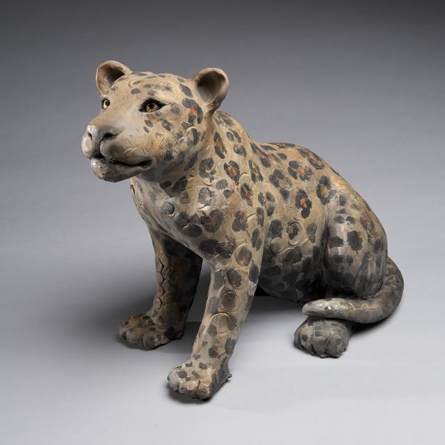, 'Leopard,' 2016, Lacoste Gallery