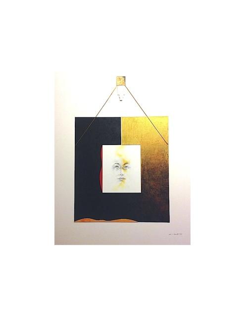Uwe Arendt, 'Golden Mirror', 2017, Fine Art Maya