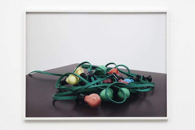 , 'Lichterkette,' 2009, Klemm's