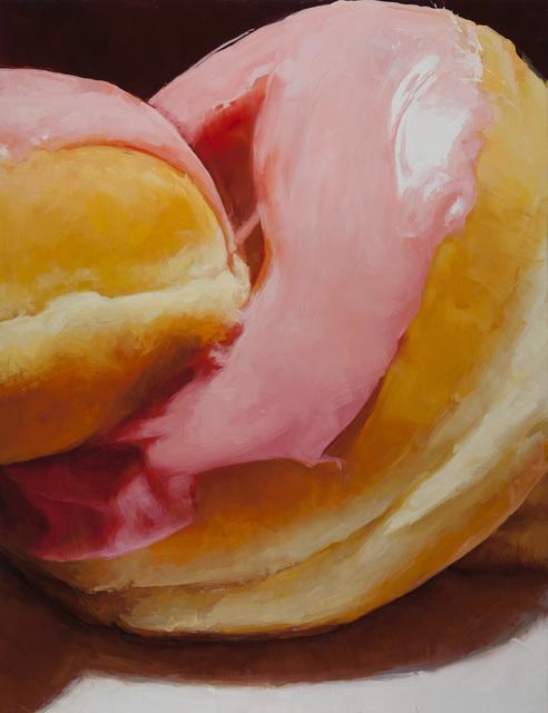 , 'Big Pink,' 2016, DANESE/COREY