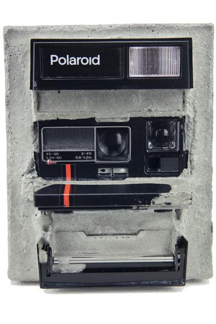 , 'Polaroid,' 2016, Dab Art