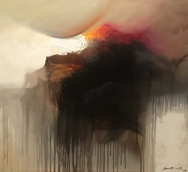 , 'Landscape of the Sun Gods II,' 2012, Bustamante NYC Art Gallery