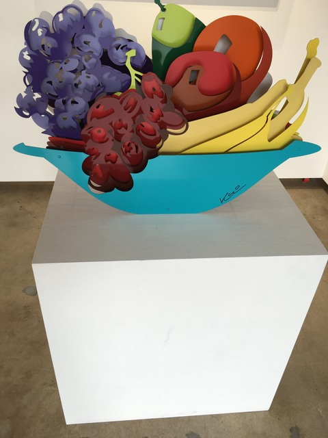 , 'Basket of Fruit,' 2016, Oliver Cole Gallery