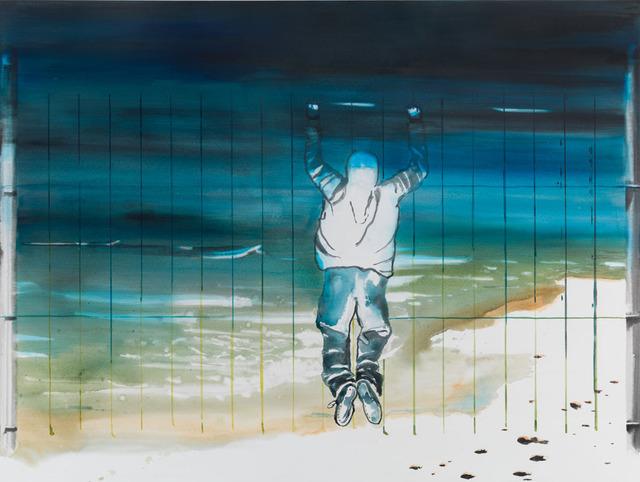 , 'The Fence,' 2013, Galleri Bo Bjerggaard