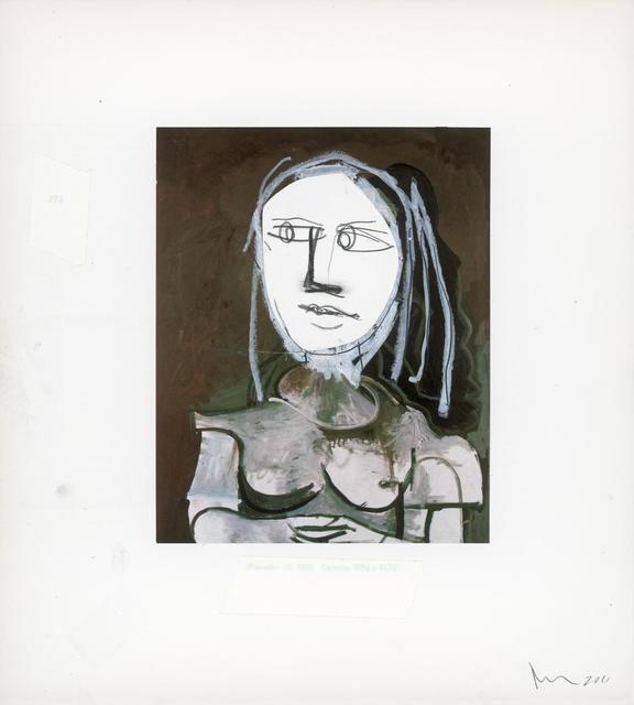 , 'Untitled,' 2011, Almine Rech