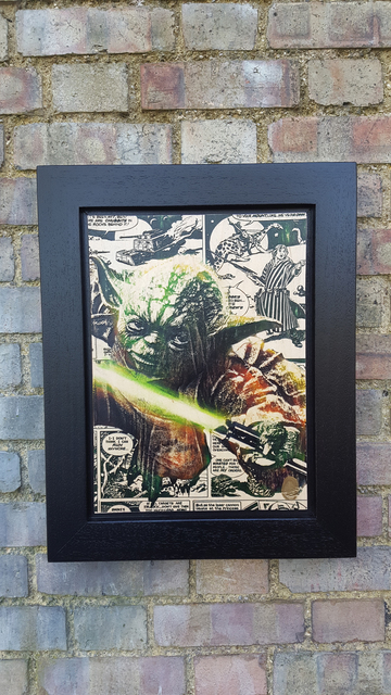 , 'Yoda,' 2017, Reem Gallery