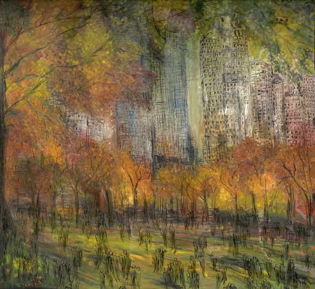 , 'New York Central Park Opus 880,' , Walter Wickiser Gallery