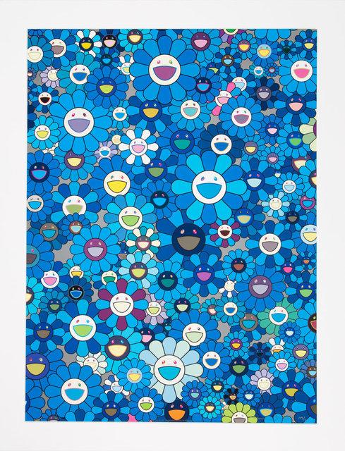 Takashi Murakami, 'An Homage to IKB, 1957', 2011, Heritage Auctions