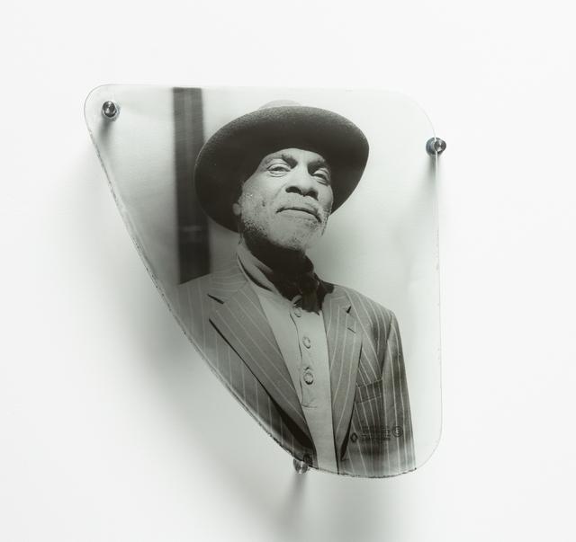 , 'The Man with the Black Hat,' 2019, Brannan Mason Gallery