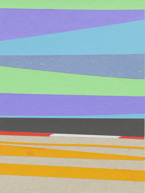 , 'Purple Track,' 2014, Ameringer | McEnery | Yohe