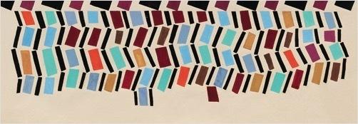 , 'Pénélope - Sans Titre (Grand gouachage),' 1950, GALERIE GEORGES-PHILIPPE ET NATHALIE VALLOIS