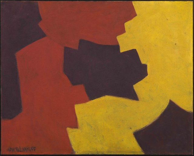 , 'Composition,' 1966, TAG TheArtGallery