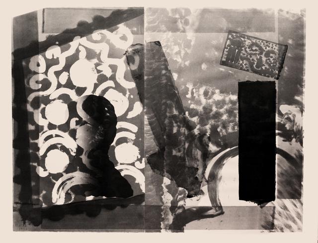 Howard Hodgkin, 'Howard Hodgkin, Black Moonlight, 1980', 1980, Print, Lithograph, Shapero Modern