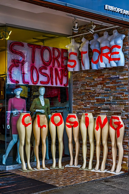 David Stock, 'Closing, Astoria', 2017, 440 Gallery