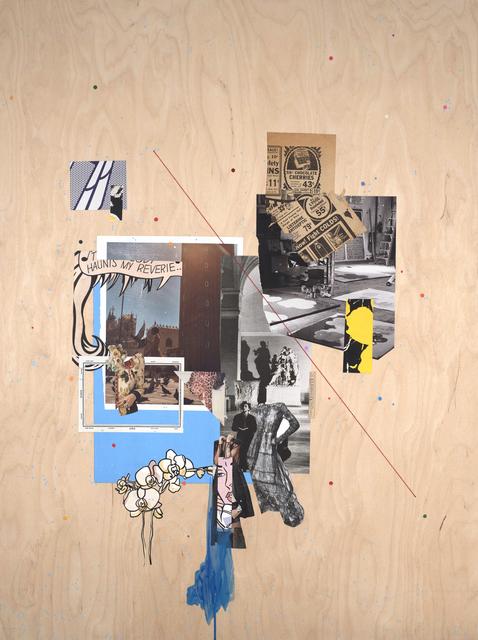 , 'Azure (Sturtevant),' 2019, Garis & Hahn