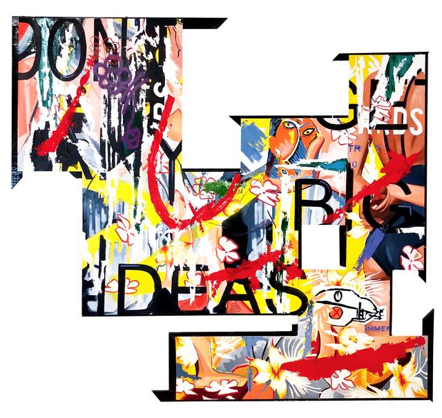 John Grande, 'Don't Get Any Big Ideas', 2018, Dru Arstark Fine Art