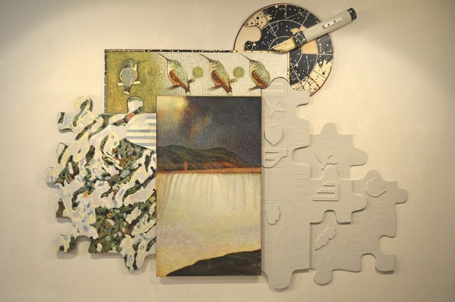 , 'Order & Disorder - Primer (Speed of Light),' 2013, William Campbell Contemporary Art, Inc.