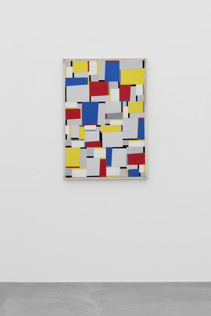 , 'Relational Painting No. 71 ,' 1955, von Bartha