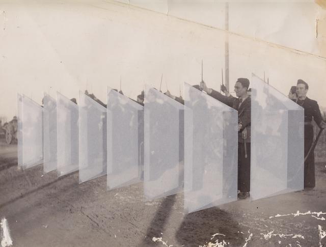 Giovanni Morbin, 'L` angolo del saluto', 2007, Galerie Michaela Stock
