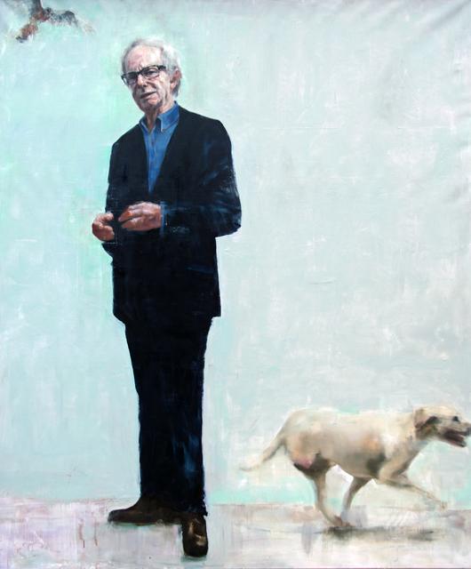 , 'Ken Loach Portrait,' 2018, Catto Gallery