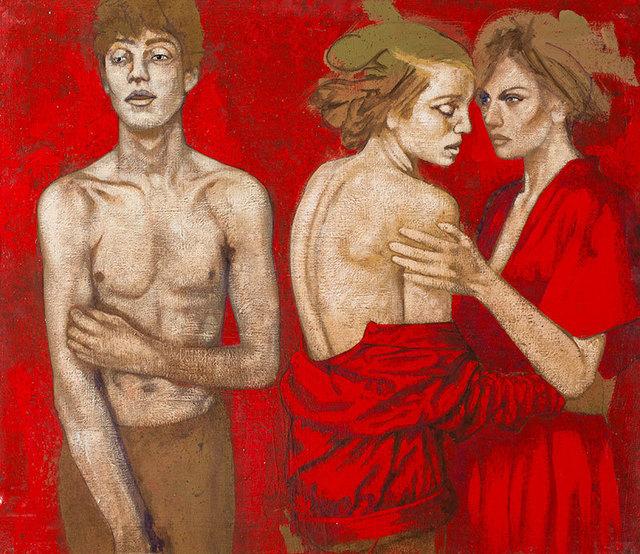 , 'Toxic Cadmium 1,' 2016, Aria Art Gallery
