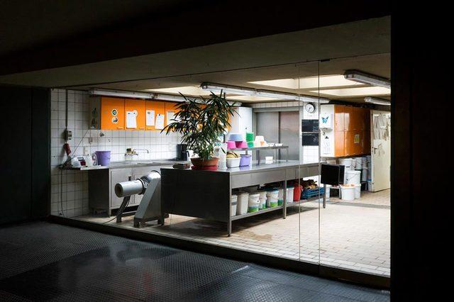 , 'Futterstelle,' 2015, GAM - Gallery Am Meer