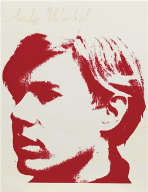 Andy Warhol, 'Self-Portrait', 1966, Visioner