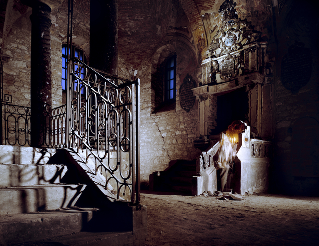 , 'Kehilat HaKodesh, Mad, Hungary,' 1995, Vision Neil Folberg Gallery
