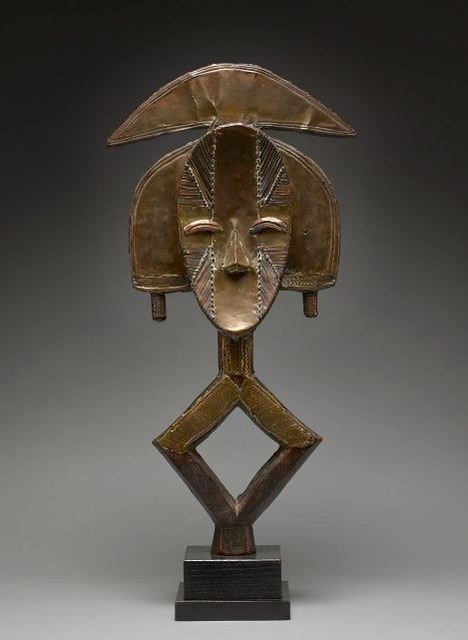 , 'Reliquary figure,' 19th century, Donald Morris Gallery, Inc.
