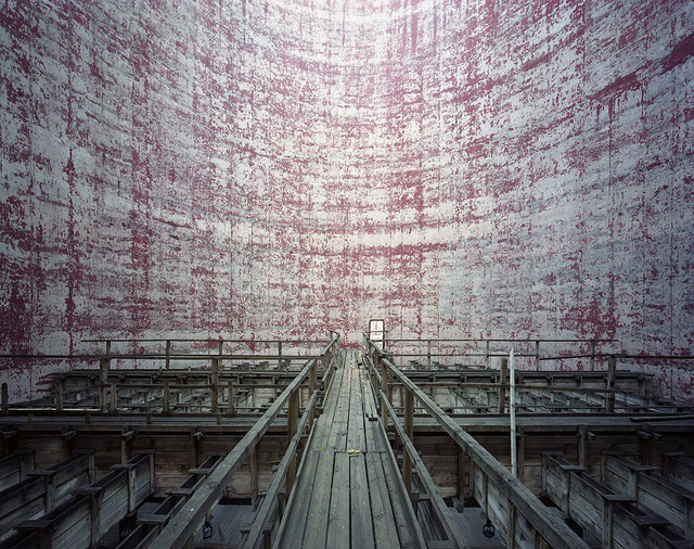 , 'Cooling Tower, Power Station, Scheibler Textile Factory, Lodz, Poland, 2012,' 2017, Polka Galerie