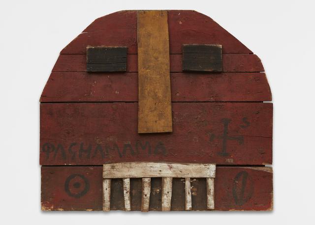 , 'Representación de la Tierra-Pachamama [Representation of Earth-Pachamama],' 1944, Acquavella Galleries