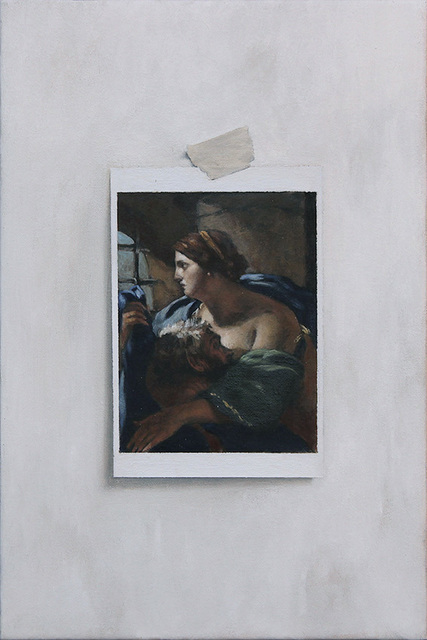 , 'Roman Charity (Charles Melin),' 2014, White Noise Gallery