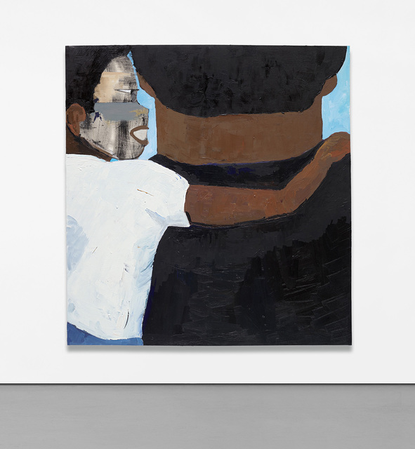 Henry Taylor, 'Father, Son', 2010, Phillips