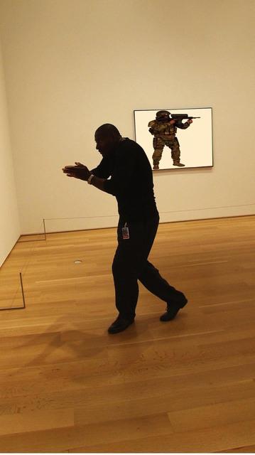 , 'Guards,' 2012, Museo Reina Sofía