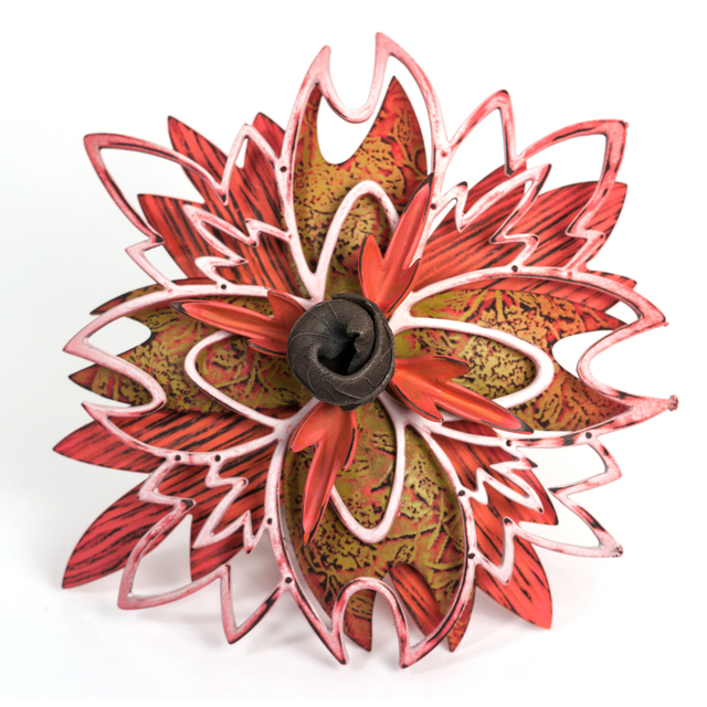 , 'Rosette, Brooch,' 2015, The Gallery at Reinstein|Ross