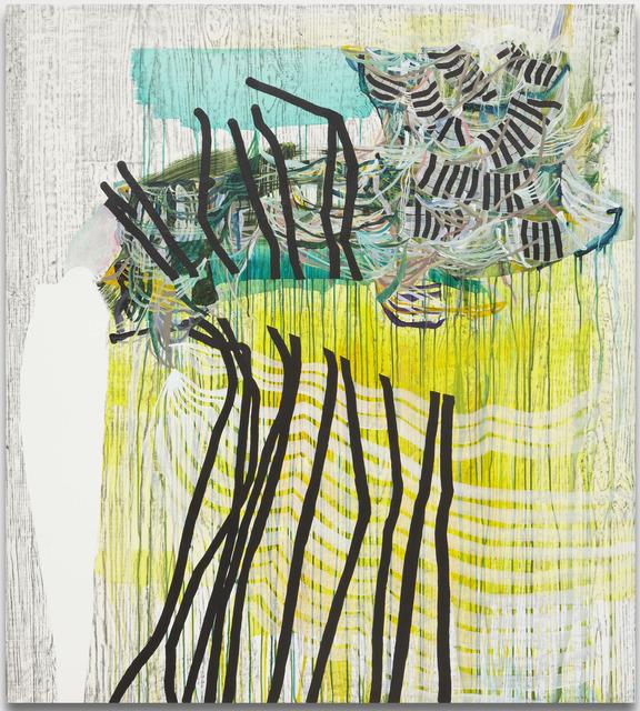 , 'Split (yellow),' 2013, Rick Wester Fine Art