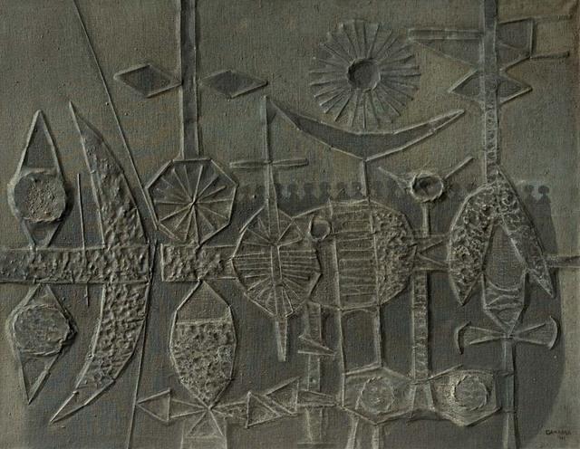 , 'Bodegón,' 1961, Galería de las Misiones