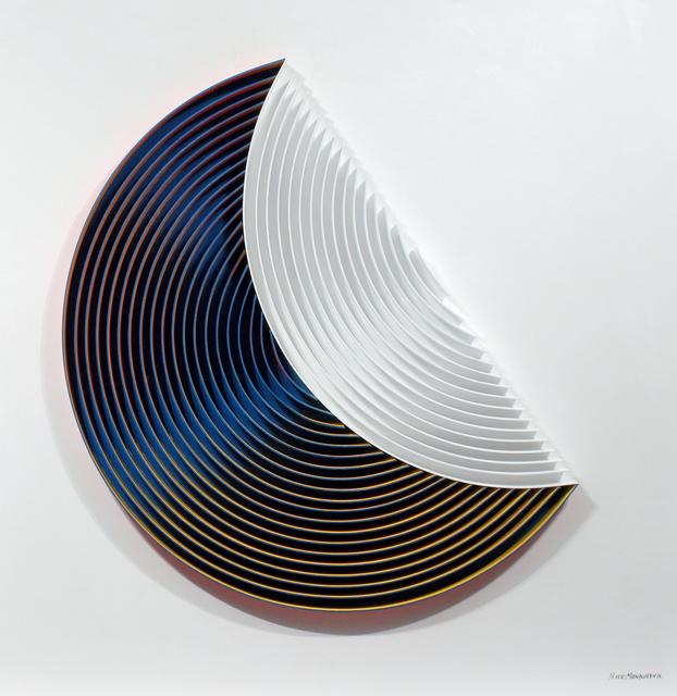 , 'Fold IX,' 2016, Gormleys Fine Art