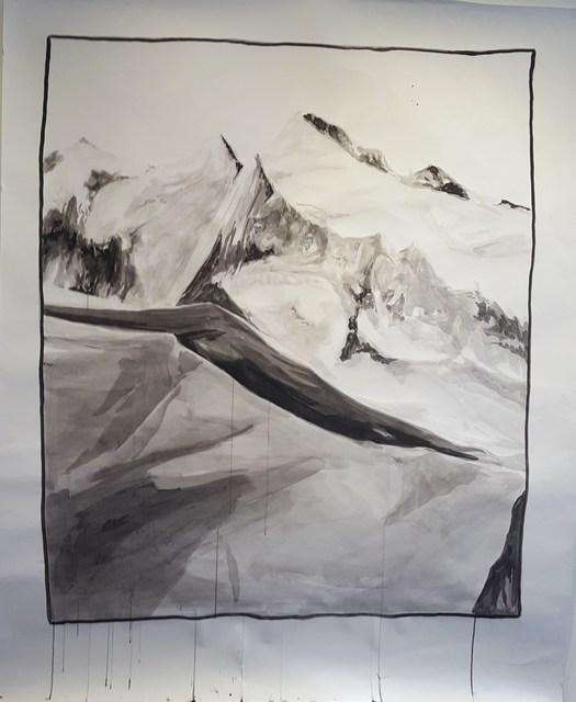 , 'Mountain,' 2018, Nathalia Tsala Gallery