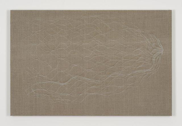 , 'Netz,' 2015, Galerie Rüdiger Schöttle