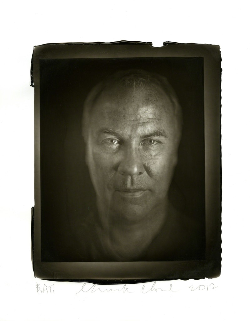 Chuck Close, 'Robert,' 2012, Two Palms